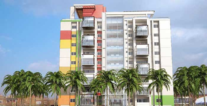 Euro-Court Ikoyi marketed by Hudders Field Property Agency, Lagos, Nigeria