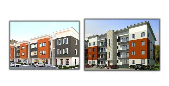 Bayview Estate Lekki Lagos marketed by Hudders Field Property Agency