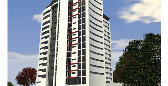 Eden Heights Lagos marketed by Hudders Field Property Agency