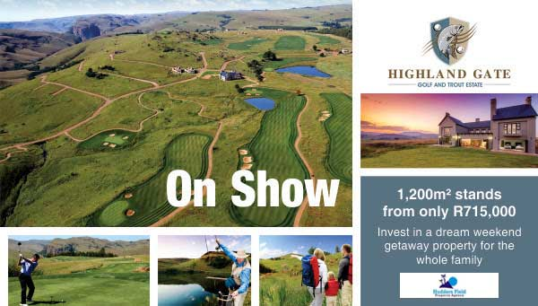 Highland Gate Golf and Trout Estate, South Africa