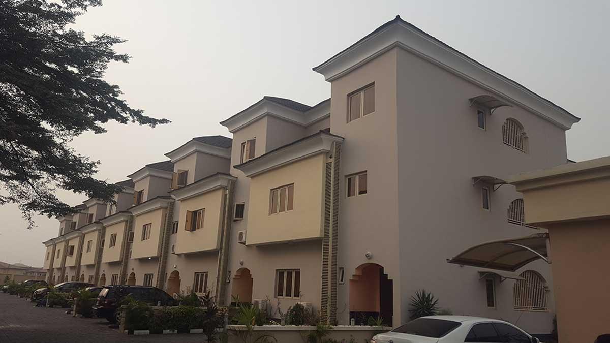 Falcon Court Terrace Hakeem Dickson Lekki Lagos