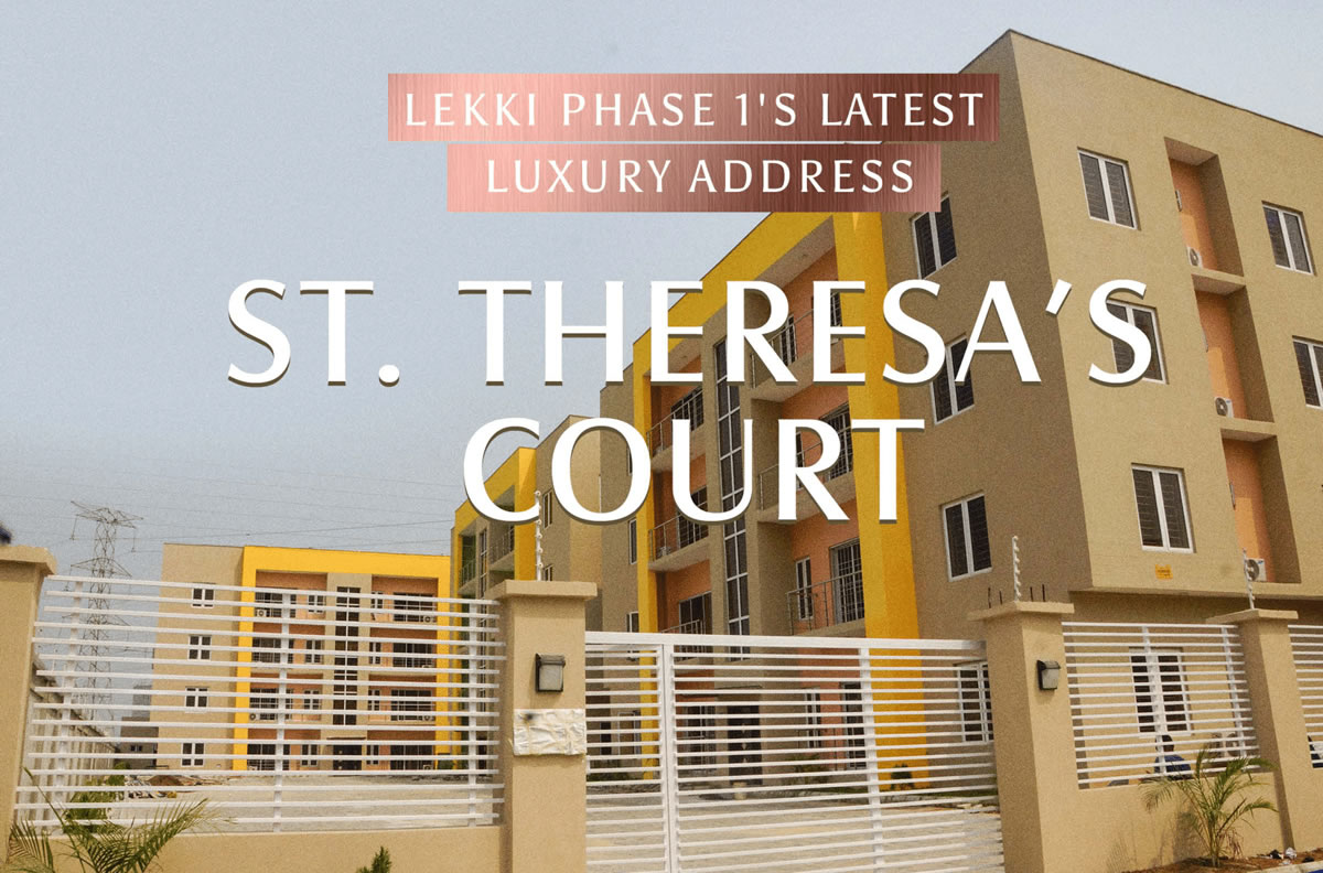St Theresa Court Oniru Lekki Lagos