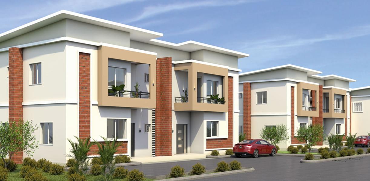 Urban Shelter Estate Ajah Lagos